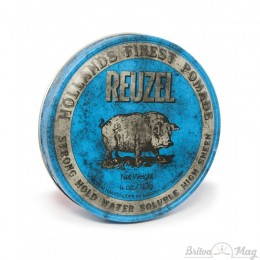 Помада для волос Reuzel Strong Hold High Sheen Pomade