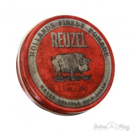 Помада для волос Reuzel Red High Sheen Pomade 35 ml