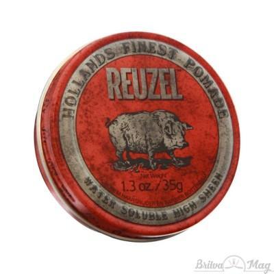 Помада для волос Reuzel Red High Sheen Pomade 35 ml