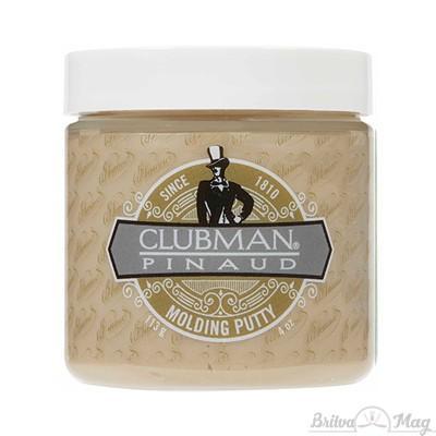 Глина для укладки волос Clubman Pinaud Molding Putty