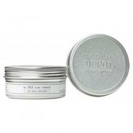 Глина для укладки волос Depot 302 Clay Pomade
