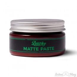 Паста для укладки волос Ducky Matte Paste, древесный
