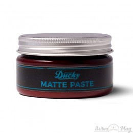 Паста для укладки волос Ducky Matte Paste, одеколон