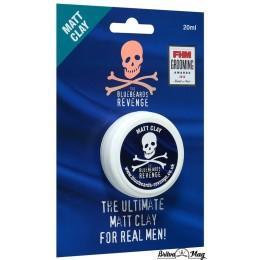 Глина для укладки волос The Bluebeards Revenge Matt Clay 20 ml