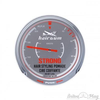Помада для укладки волос Hairgum Strong Hair Styling Pomade