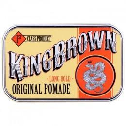 Помада для укладки волос King Brown Original Pomade