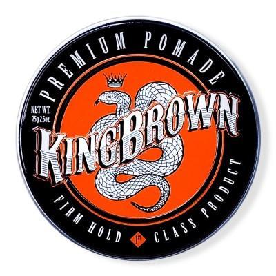 Помада для укладки волос King Brown Premium Pomade