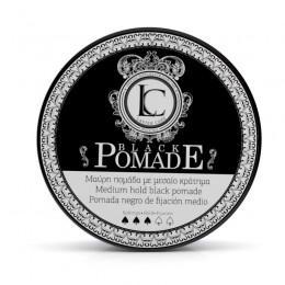 Черная помада для укладки волос Lavish Care Black Pomade