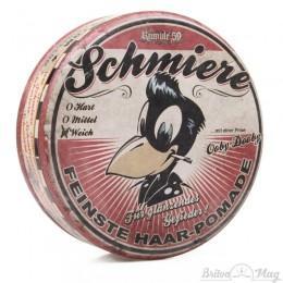 Помада для укладки волос Rumble59 Schmiere Pomade Brilliance Light