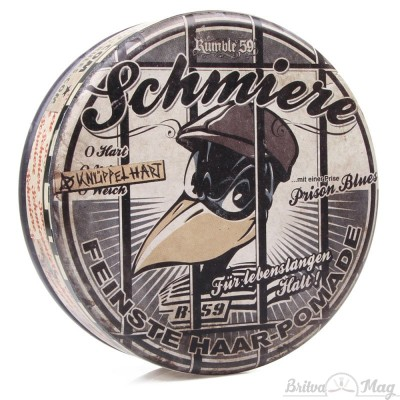 Помада для укладки волос Rumble59 Schmiere Special Edition Rock Hard