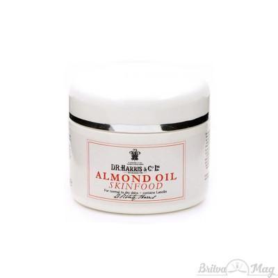Крем для кожи D. R. Harris Almond Oil Skinfood