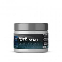Скраб для особи Elegance Facial Scrub Aloe Vera, 500 мл