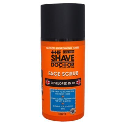 Средство для умывания Shave Doctor Face Scrub, 100мл