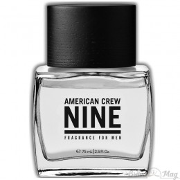 Туалетна вода American Crew Nine Fragrance