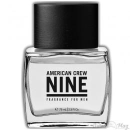 Туалетная вода American Crew Nine Fragrance
