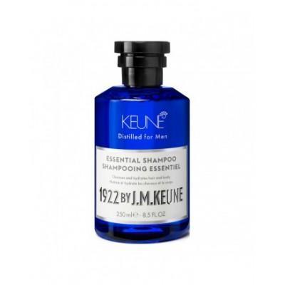 Шампунь универсальный для волос 1922 by J.M. KEUNE 250 мл