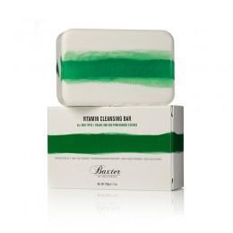 Мило для обличчя і тіла з ароматом лайма і граната Baxter of California Vitamin Cleansing Bar Italian Lime and Pomegranate