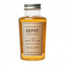 "Гель для душа ""Свежий черный перец"" Depot 601 Gentle Body Wash Fresh Black Pepper"