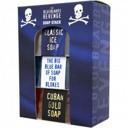 Набір мила The Bluebeards Revenge Soap Stack Kit