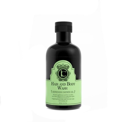 Средство по уходу за волосами и телом 2 в 1 Lavish Care Hair And Body Wash