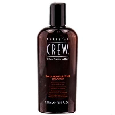Увлажняющий шампунь для ежедневного использования American Crew Daily Moisturizing Shampoo 250 мл