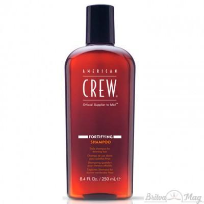 Укрепляющий шампунь для тонких волос American Crew Fortifying Shampoo 250 мл