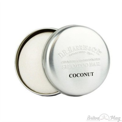 Твердый шампунь D. R. Harris, Coconut