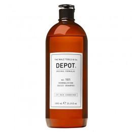Шампунь для ежедневного применения, нормализующий Depot 101 Normalizing Daily Shampoo 1000 ml