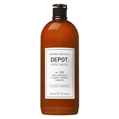 Шампунь против перхоти Depot 102 Anti-Dandruff & Sebum Control Shampoo 1000 ml