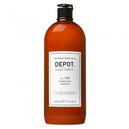 Увлажняющий шампунь Depot 103 Hydrating Shampoo 1000 ml
