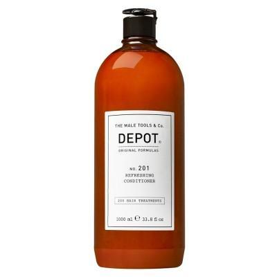 Освежающий кондиционер для волос Depot 201 Refreshing Conditioner 1000 ml