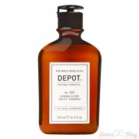 Шампунь для щоденного застосування, нормалізує Depot 101 Normalizing Daily Shampoo