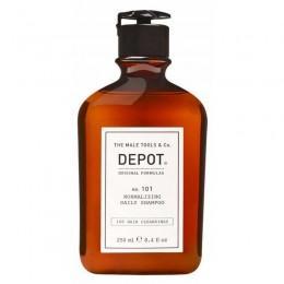 Шампунь для ежедневного применения, нормализующий Depot 101 Normalizing Daily Shampoo