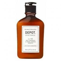 Шампунь против перхоти Depot 102 Anti-Dandruff & Sebum Control Shampoo