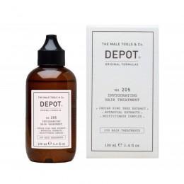 Укрепляющий комплекс против выпадения волос Depot 205 Invigorating Hair Treatment 100 мл