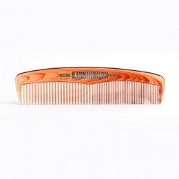 Гребінець кишеньковий King Brown Tort Pocket Comb