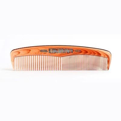 Расческа карманная King Brown Tort Pocket Comb