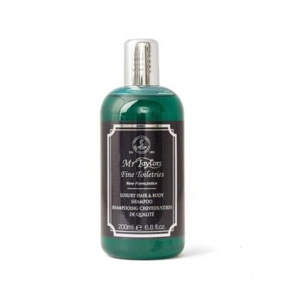 Шампунь для волос и тела Taylor of Old Bond Street Mr Taylor'sr Hair & Body Shampoo 200 мл
