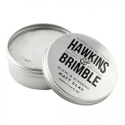 Глина для укладки волос Hawkins & Brimble Matt Clay 100 мл