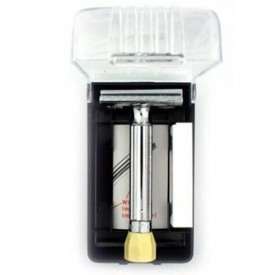 Пластиковый футляр Merkur для Т-образной бритвы