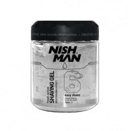 Гель для бритья Nishman №6 Easy Shave, 750 мл