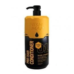 Кондиционер для волос Nishman Pro-Hair Conditioner 1250 мл