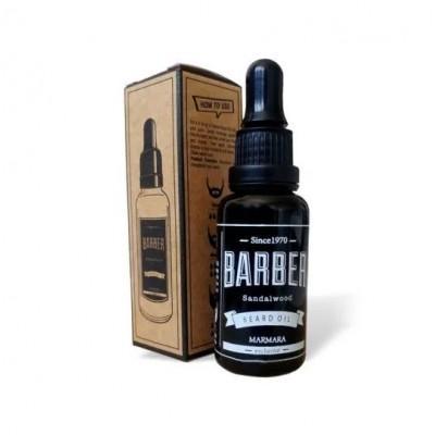 Масло для бороды Marmara Beard Oil Sandalwood 30 мл