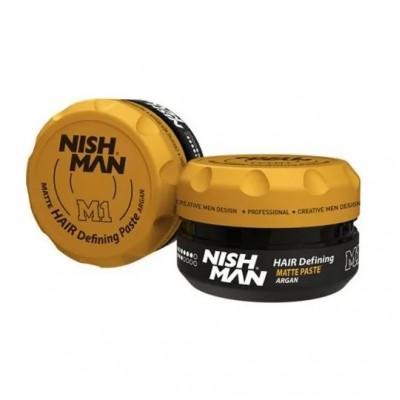 Паста для укладки волос Nishman Hair Defining Matte Paste M1 150 мл