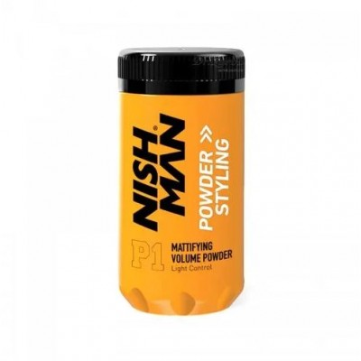 Пудра для укладки Nishman Styling Powder 20 грамм