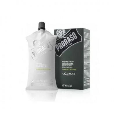 Крем для бритья PRORASO Cypress & Vetyver 275 мл