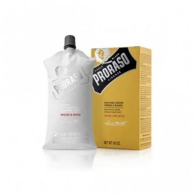 Крем для бритья PRORASO Wood & Spice 275 мл
