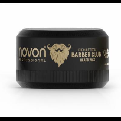 Воск для бороды и усов Novon Barber Club Beard wax 50мл