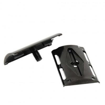 Сменная голова iKon B1 Standard Head Stainless Steel, Closed Comb