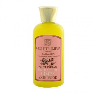 Бальзам до и после бритья Geo F Trumper Extract of Limes Skin Food, 100 мл